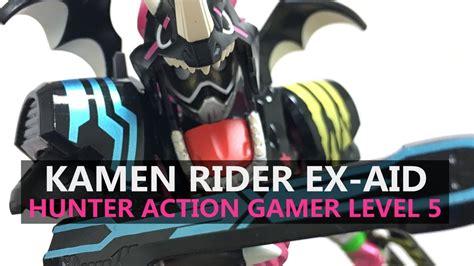 Shf Ex Aid Gamer Lv5 s h figuarts kamen rider ex aid gamer level
