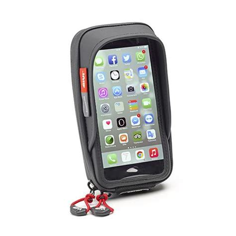 givi smart phone holder iphone   note