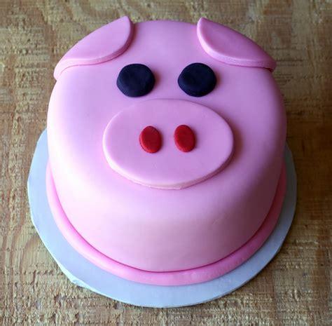 Pig Cake Recipe ? Dishmaps