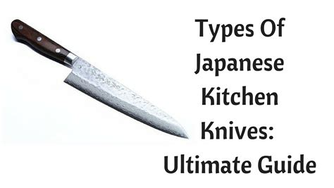 different types of kitchen knives and their uses 28 types of knives kitchen types of kitchen knives