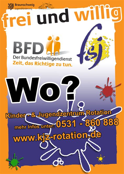 Bewerbung Rotation Kinder Und Jugendzentrum Rotation Braunschweig