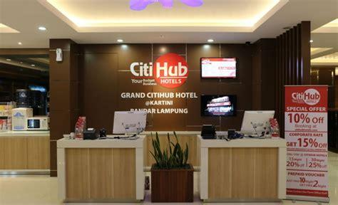 Tv Led Kediri grand citihub hotel kartini lung citihub hotels