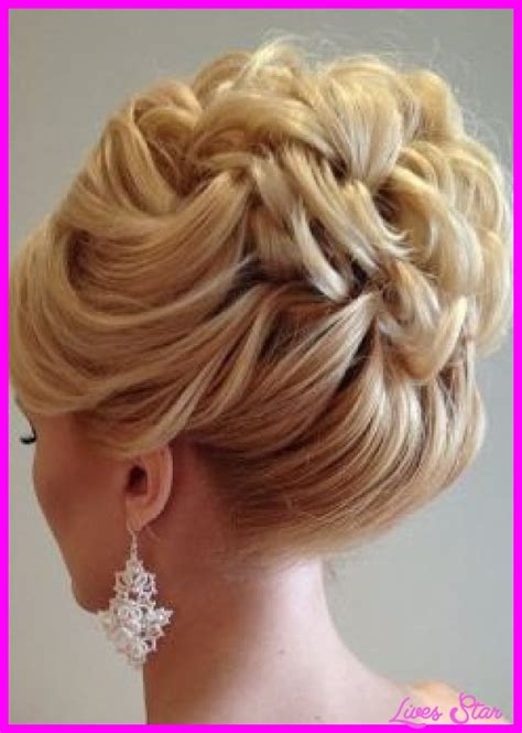 Hairstyle Wedding by Wedding Hairstyles For Bridesmaids Livesstar