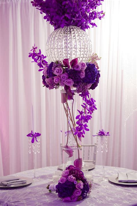 flower centerpiece ideas inspiration songket affairs flower power stunning