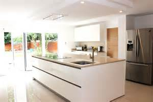 Designer German Kitchens German Kitchens By Design Schuller German Kitchen For A Customer In Liverpool