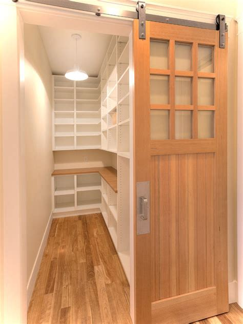 narrow pantry houzz