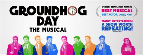 groundhog day tim minchin tim minchin 183 groundhog day the musical