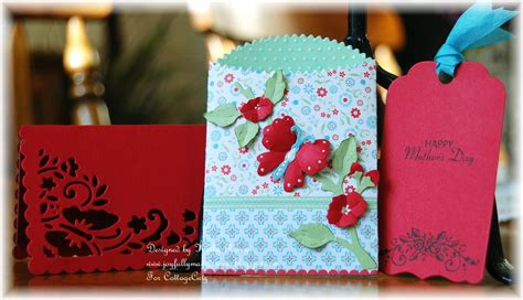 Gift Cards For Mom - cottageblog mother s day gift card