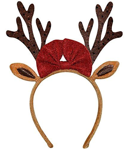Reindeer Headband by Reindeer Headbands