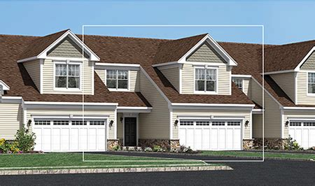 tamarack elite at newtown woods townhome collection tamarack