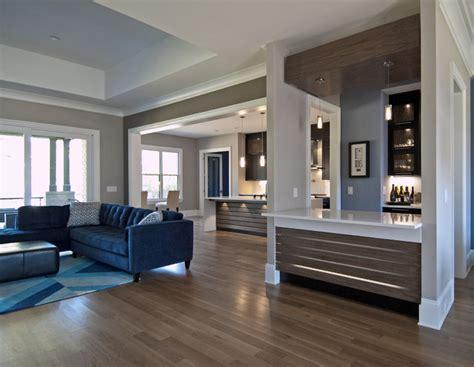modern wet kitchen design egan residence contemporary kitchen wet bar design