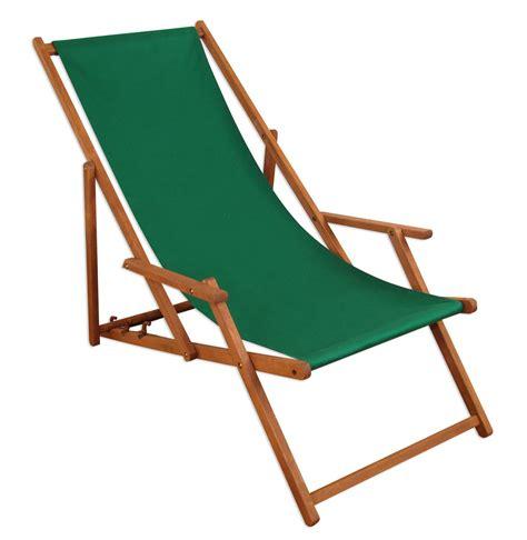 deckchair holz liegestuhl sonnenliege gr 252 n gartenliege holz deckchair
