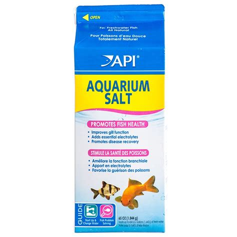 api api aquarium salt for freshwater aquariums freshwater aquarium salts