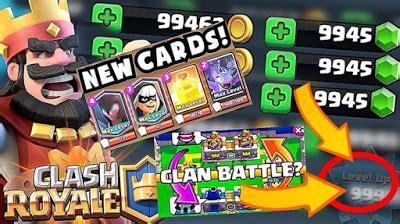 game clash royale mod apk clash royale v2 0 0 mod apk unlimited money update