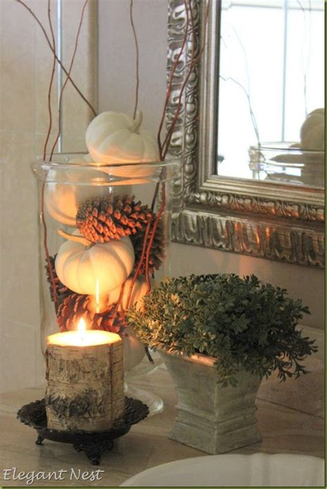 Fall Bathroom Decor by Fall Bathroom Decorating Ideas Involvery Community