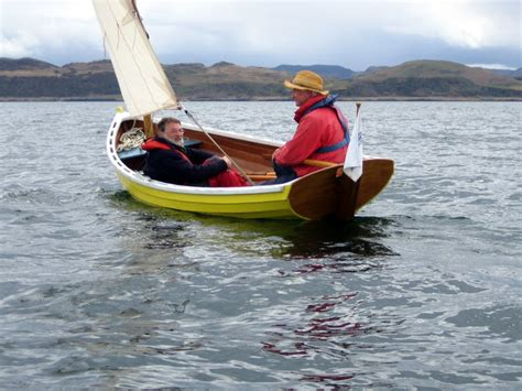 john gardner boats scottishboating the evolution of small boat types