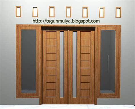 gambar desain pintu dan jendela minimalis gambar desain kusen pintu jendela minimalis