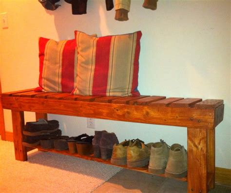 diy entryway bench 20 interesting diy entryway benches ideas