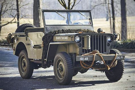 1943 willys jeep parts auction block 1943 willys jeep with trailer hiconsumption