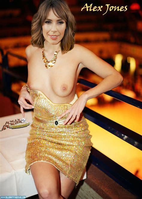 Alex Jones Nude Naked Babes