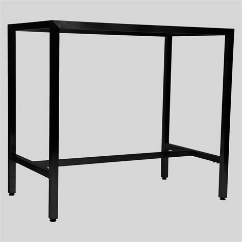Black Bar Table Outdoor Commercial Bar Tables Richmond Concept Collections