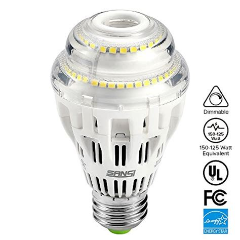 15w 150 125 Watt Equivalent A19 Dimmable Led Light Bulb 150 Watt Equivalent Led Light Bulb