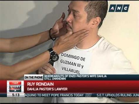 pastor reyes there s still pastor s denies relationship with slay suspect doovi