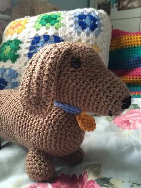 free amigurumi pattern ravelry ravelry dachshund amigurumi pattern by lynn logan