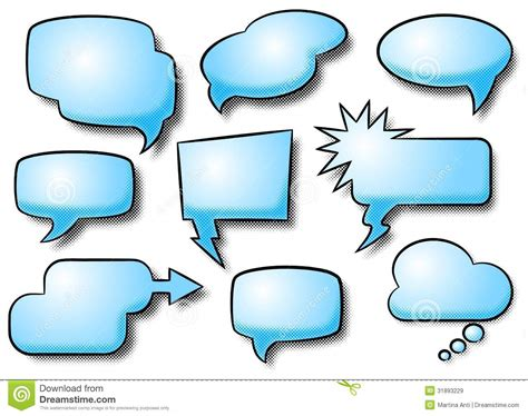 imagenes comicas en 3d burbujas c 243 micas del discurso del estilo