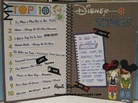 17 best images about smashbooks on disney
