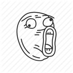 crazy emoticons emotion funny lol meme reaction icon