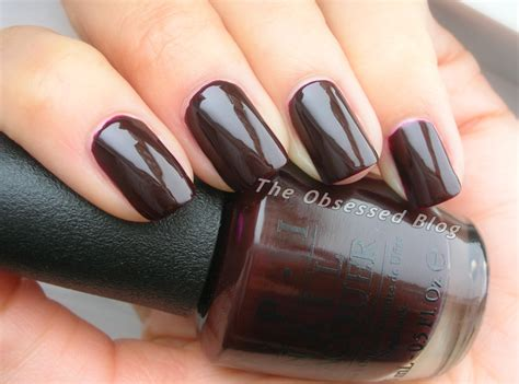 i sing in color opi i sing in color the obsessed