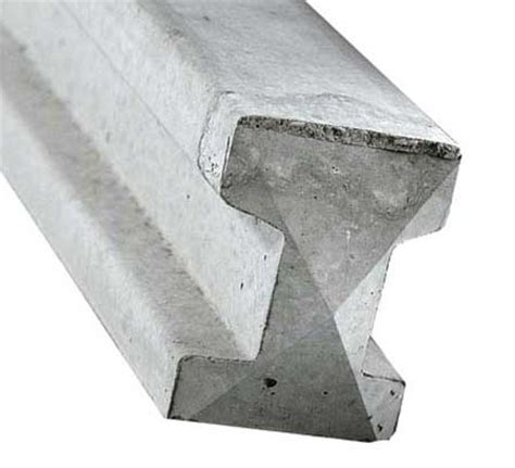 Cement Block Bench Slotted Fence Post Intermediate Mould Armcon