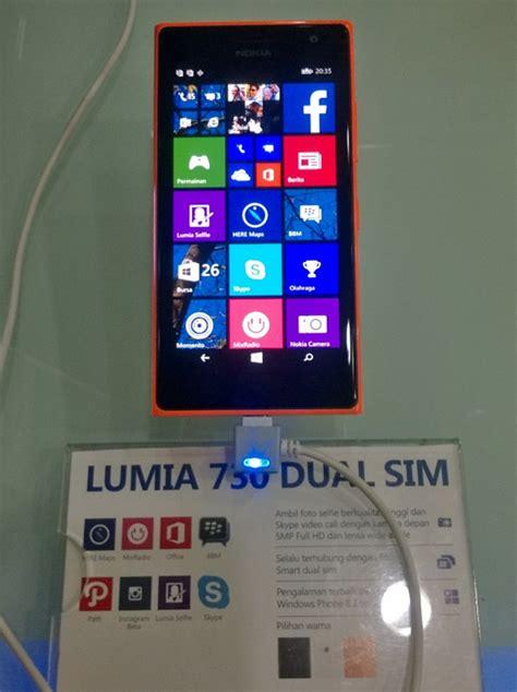 Nokia Lumia Erafone nokia lumia 730 dual sim sudah dijual di nokia store erafone store nokianesia