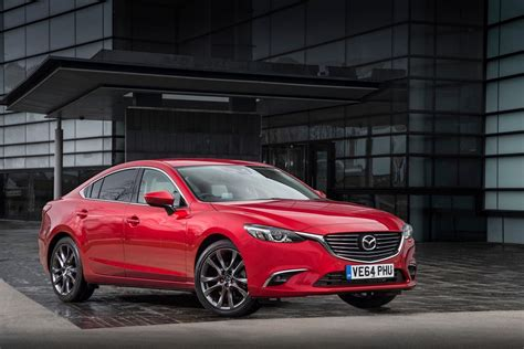 mazda 6 sport mazda 6 2 2 175 sport nav 2015 review by car magazine