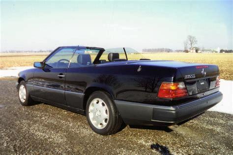 car manuals free online 1993 mercedes benz 300ce on board diagnostic system 1993 mercedes benz 300ce convertible 170346