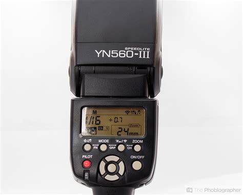Flash Yongnuo review yongnuo 560 iii radio flash the phoblographer