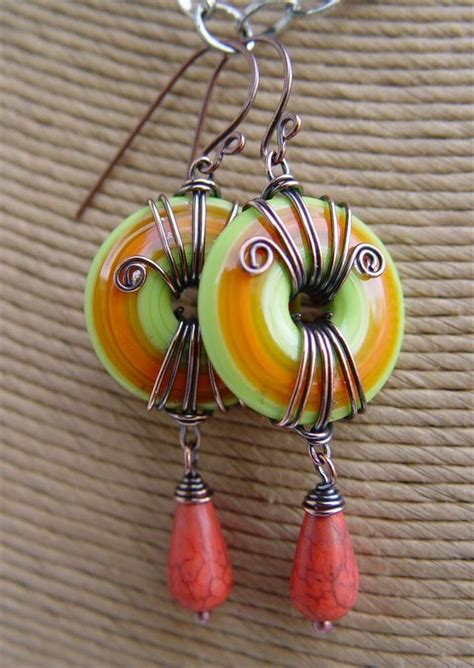 easy wire 44 gorgeous handmade wire wrapped jewelry idea diy to make