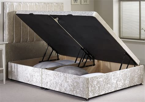 Where To Buy An Ottoman Ottoman Divan Base Side Opening Nimbus Beds
