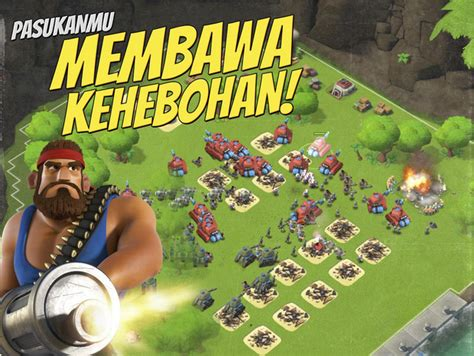 dowload game boom beach mod apk boom beach mod apk v28 262 terbaru update full version
