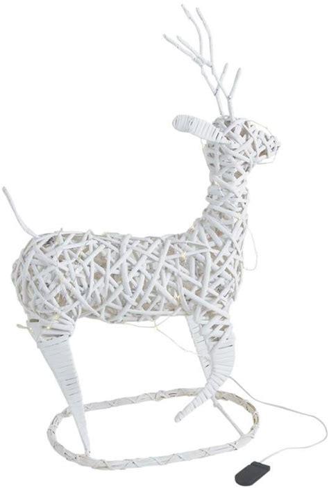 Les Plus Belles Décorations De Noel by Cerf Lumineux Exterieur Maison Design Wiblia