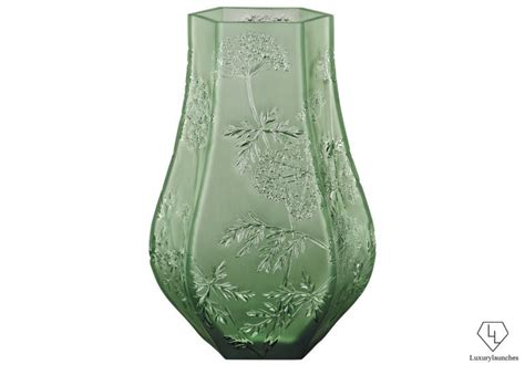 urn shaped ls five must have pieces from lalique s garden inspired