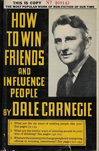 how to win friends and influence cover letter self help godfather dale carnegie s namesake course is