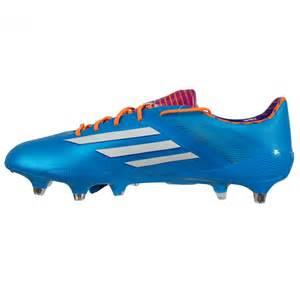 Blue F50 Adidas F50 Adizero Xtrx Soft Ground Football Boots Blue