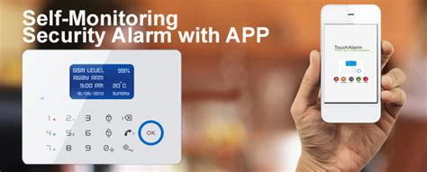 Diy Home Alarm Self Monitoring How To Design Wireless Alarm System To Protect Home