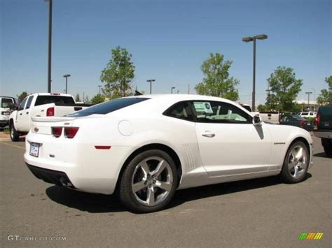 2010 camaro ss colors 2010 summit white chevrolet camaro ss coupe 16762584