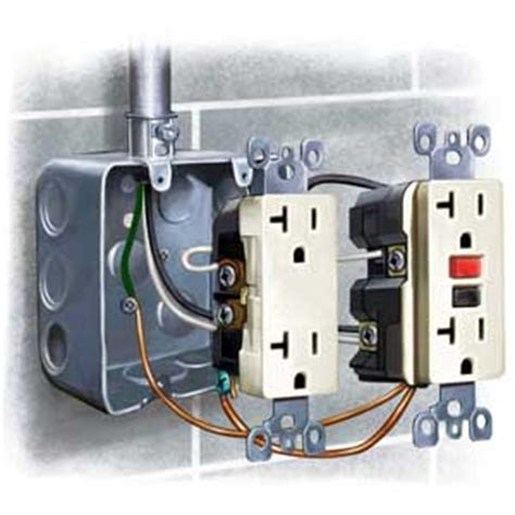 install electrical outlet outlets and switches los angeles property service