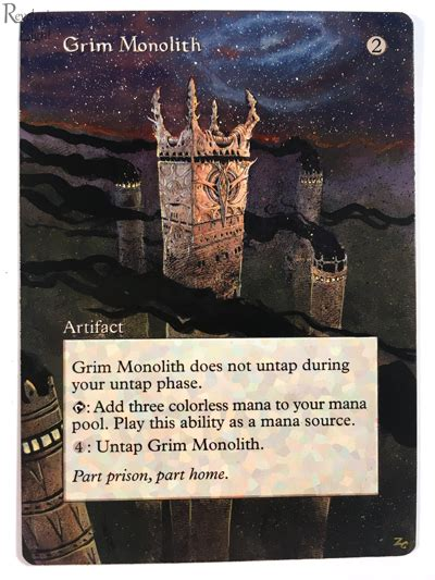 grim monolith alter revelens light alters