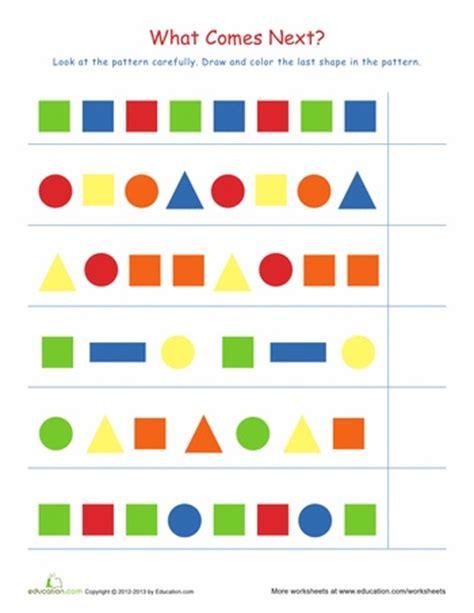 recognizing patterns worksheet high school 17 best math images on pinterest math worksheets grade