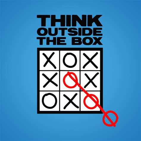 Think Outside Of The Box wednesday wisdom think outside the box usap